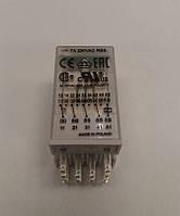 R4N-2014-23-5230-WT RELPOL Реле промежуточное электромагнитное 4CO 6A 250VAC