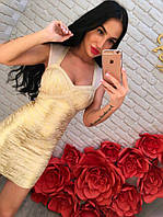 Сексуальное утягивающее платье с открытой спиной (арт. 438647337)