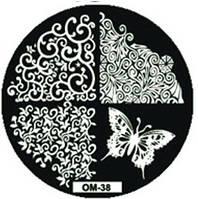Плата ОМ 38, фото 1