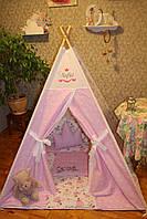 """Детский игровой домик, вигвам, палатка, шатер, шалаш """"Танцы под звездами"""""""