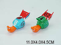 """Игрушка инерц. """"Улитка - Турбо"""", 2 вида, в п/э 11х4х4 /600-2/"""