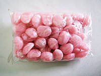 Жемчуг розовый 9,3 г. - 3 x 2,5 см.