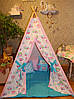 """Детский игровой домик, вигвам, палатка, шатер, шалаш """"Совята"""""""