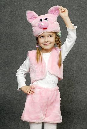 """Детский карнавальный костюм """"Поросенок"""", фото 2"""