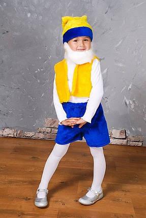 """Детский карнавальный костюм """"Гном"""", фото 2"""