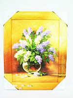 Картина  Сирень  40 х 50