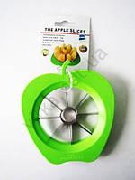 Яблокорезка в форме яблока 13,5 х 13,5 см.