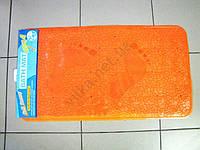 Коврик прорезинен на присоске 70 х 38
