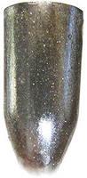 Зеркальная пудра Хром 02 металик Серебро   mART