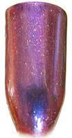 Зеркальная пудра Хром 06 хамелеон красная-сирень mART