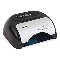 Гибридная лампа Professional Nail 48 W CCFL+LED  с дисплеем и сенсором, фото 1