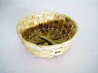 Сухарница из лозы 16377 - 17,5 х 6 см.