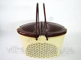 Корзина для пикника Senyayla 2310, 46cm x 35cm., h 25cm