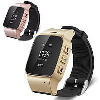 Детские умные gps часы  Wonlex EW100 (D99) - Smart Watch GPS Gold