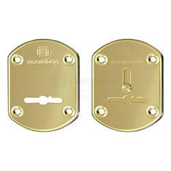 Дверная накладка сувальдная Гардиан ГЛ 21