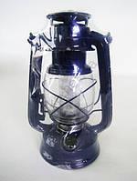 Лампа Керосинка на батарейках h 24 cm