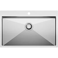 Кухонная мойка Aquasanita LUNA LUN100M (790x505x200)