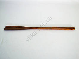 Лопатка для обуви деревянная 09999
