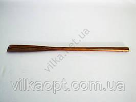 Лопатка для обуви деревянная 09999 - 60 cm