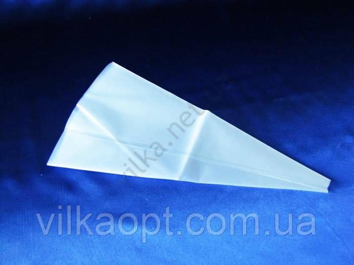 Мешочек кондитерский силиконовый 2 х 30 в полиэтилене