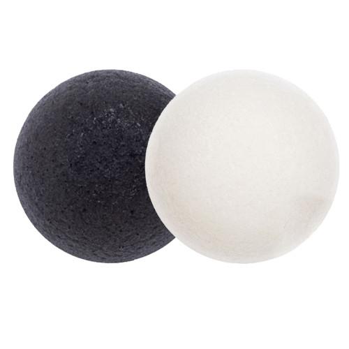Missha Natural Soft Jelly Cleansing Puff Натуральний коняку-спонж