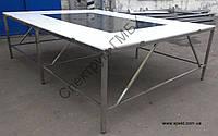 Обвалочный стол четырёхсторонний 3000х2200х850, фото 1