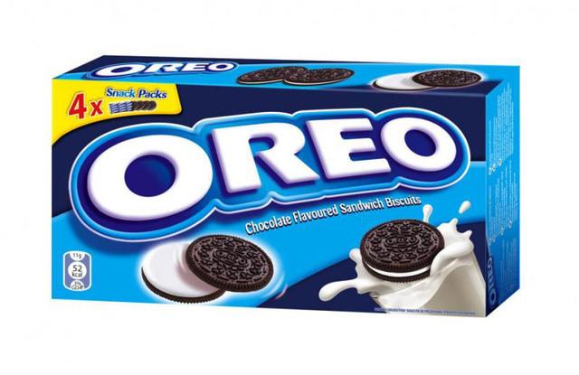 Печенье Oreo Original фото