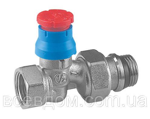 "Прямой термостатический клапан Giacomini R402X034 3/4"""