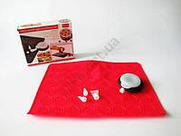 Набор кондитерский силиконовый для выпечки Macarons