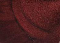 Толстая, крупная пряжа 100% шерсть мериноса. Цвет: Гранат. 21-23 мкрн. Топс.