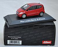 Коллекционный автомобиль Mercedes Benz A-Klasse 1:43 Schuco