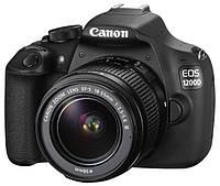 Фотоаппарат Canon EOS 1200D 18-55 DC III Kit