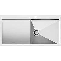 Кухонная мойка Aquasanita LUNA LUN101M-R (1000x510x200)