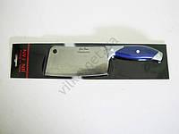 Нож секач Трамантино с синей ручкой