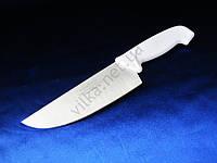 Нож  Трамантино с белой ручкой  7  тол. 1,8 мм.
