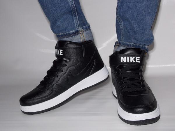 высокие мужские кроссовки фото