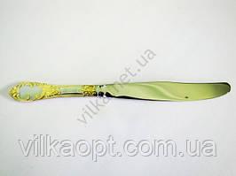 Нож столовый Золото L 21,5 cm (12 шт. в уп.)