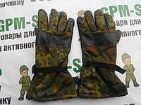 Зимние перчатки BW Бундесвер Флектарн Gore-Tex оригинал б\у