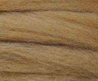 Толстая, крупная пряжа 100% шерсть мериноса. Цвет: Корица. 21-23 мкрн. Топс.