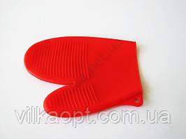 Силіконова рукавиця 17804 - 21 х 16 див.