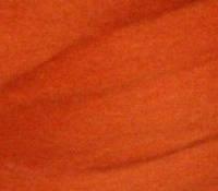 Толстая, крупная пряжа 100% шерсть мериноса. Цвет: Морковный 21-23 мкрн. Топс.