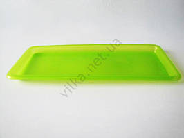 Поддон пластмассовый для сушилки 17,5 х 41