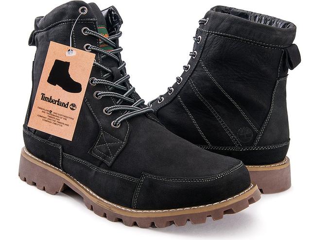 Ботинки мужские Timberland (high) winter edition (мех)ботинки мужские тимберленд, ботинки мужские timberland