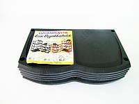 Полка обувная  INCI  чёрная 141 - 48 x 30 x 105 cm