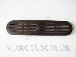 Решетка вентиляционная 19,5 х 4,5 см.