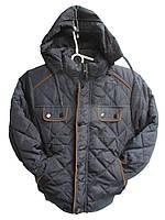 Куртка детская на мальчика зима