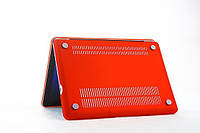 "Пластиковый чехол hardshell case Soft Touch для MacBook Air 11.6"" ассортименте"