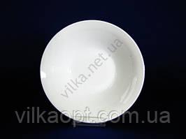 Салатник  Белая гладь  №8 -19,5 х 5,5 см. (12 шт. в уп,)