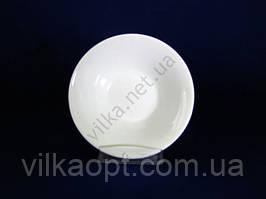 Салатник  Белая гладь  №5 - 12 х 4 см. (12 шт. в уп.)