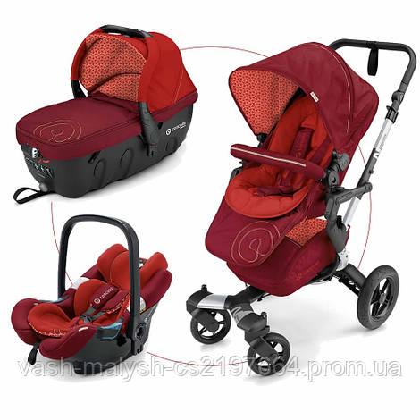 Детская универсальная коляска 3в1 Concord Neo Travel Set 2017